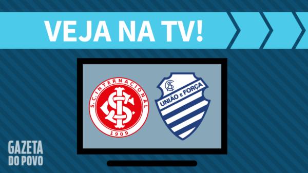 Internacional x CSA: veja na tv