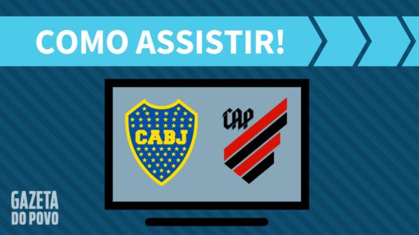 Boca Juniors x Athletico AO VIVO: saiba como assistir ao jogo