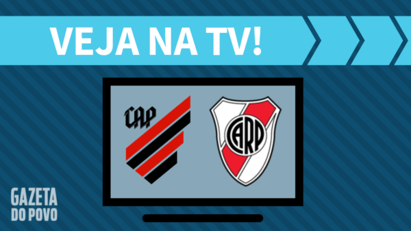 Athletico x River Plate: veja na tv