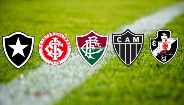 Ranking de calote dos clubes brasileiros