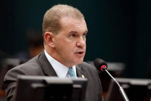 Deputado Evandro Roman (PSD) (Foto: Rodrigo Pertoti/Câmara dos Deputados)
