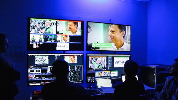 Valmet Performance Center de Araucária o sétimo no mundo e permite controle de plantas por tablet. Foto: divulgação