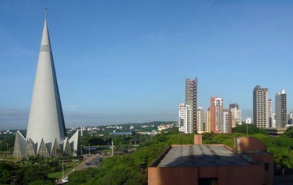O concurso oferece 250 vagas em cadastro de reserva para as cidades de Cascavel, Curitiba, Londrina e Maringá. (Foto: Mario Roberto Durán Ortiz/Wikimedia Commons)
