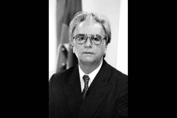 O ex presidente Itamar Augusto Cautiero Franco, governou o Brasil de 02.10.1992 a 1º.01.1995. Foto: Arquivo