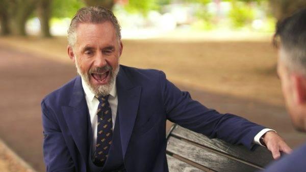 O psicólogo Jordan Peterson. Foto: YouTube/Reprodução
