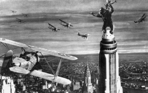 King Kong (1933), dirigido e produzido por Merian C. Cooper e Ernest B. Schoedsack