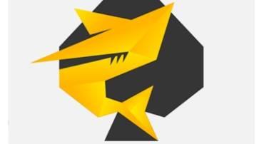 Detalhe do logo do Localbet.