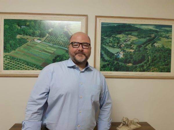 Marcos Vileski, diretor de Marketing & Vendas do Jurema Águas Quentes. Foto:  Divulgação
