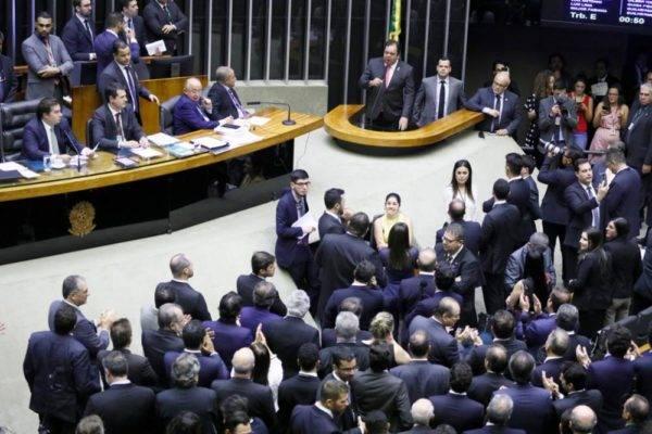 Plenário da Câmara dos Deputados (Foto: Luis Macedo/Câmara dos Deputados)