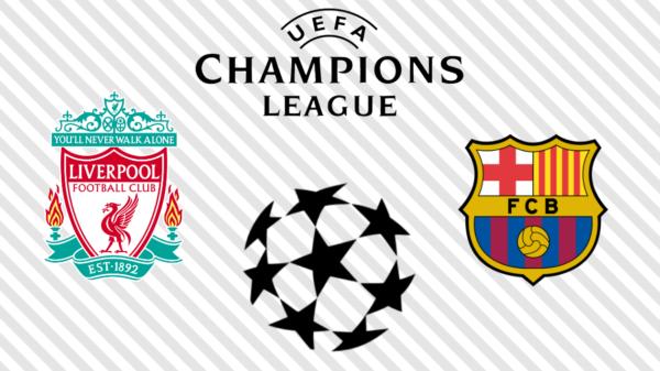 Liverpool xBarcelona: veja na tv