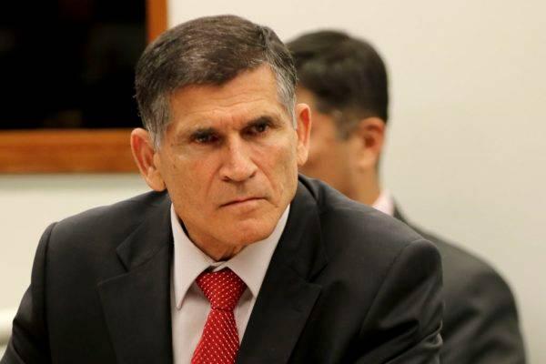 O ministro da Secretaria de Governo, Alberto dos Santos Cruz. Foto: Wilson Dias/Agência Brasil