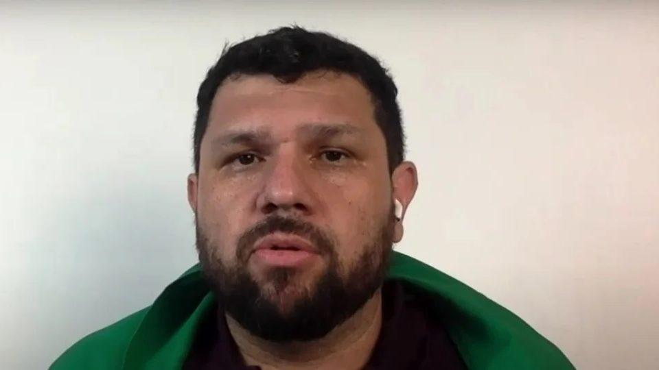 Alexandre de Moraes concede prisão domiciliar ao jornalista Oswaldo Eustáquio
