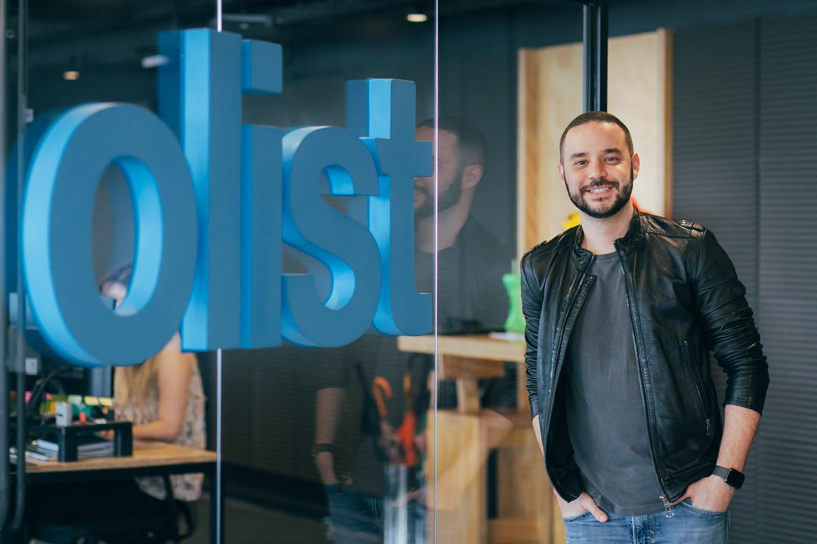 Tiago Dalvi, fundador e CEO do Olist